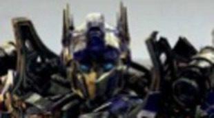 Posters de 'La bella durmiente' y 'Transformers 3: El lado oscuro de la luna'