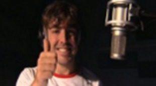 Así doblaron Fernando Alonso y Hamilton a sus personajes de 'Cars 2'