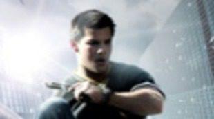 Póster oficial de \'Sin salida\' con Taylor Lautner