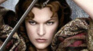 Siete nuevos carteles de personajes de 'Los tres mosqueteros'