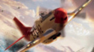 Nuevo tráiler y póster de \'Red tails\', el escuadrón de George Lucas