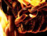 Primer teaser póster de 'Ghost Rider: Spirit of vengeance'