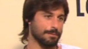 """Hugo Silva: """"Descubrí a un director que tenía estilo, hay directores que son muy buenos y no los reconoces"""""""