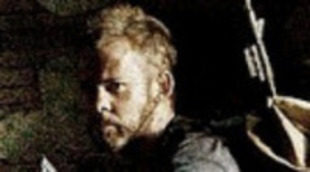 Carteles individuales de 'The Day', con Shawn Ashmore y Dominic Monaghan
