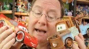 John Lasseter dice que 'Cars 2' no se hizo solo por el merchandising