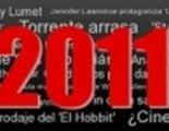 Resumen de 2011 en eCartelera