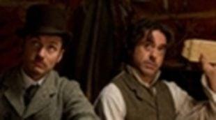'The devil inside' y 'Sherlock Holmes 2', líderes en el fin de semana de Reyes