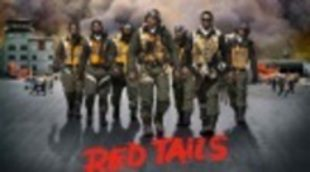 La crítica americana acoge con frialdad \'Red Tails\', última producción de George Lucas
