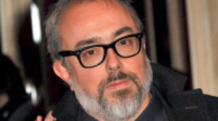 Álex de la Iglesia presenta 'La chispa de la vida' en la Berlinale con Salma Hayek y José Mota