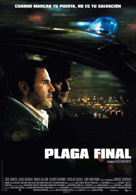 Cartel en español de 'Plaga final'