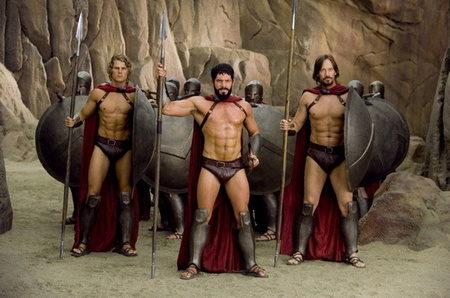 Unas cuantas imágenes de 'Meet the spartans'