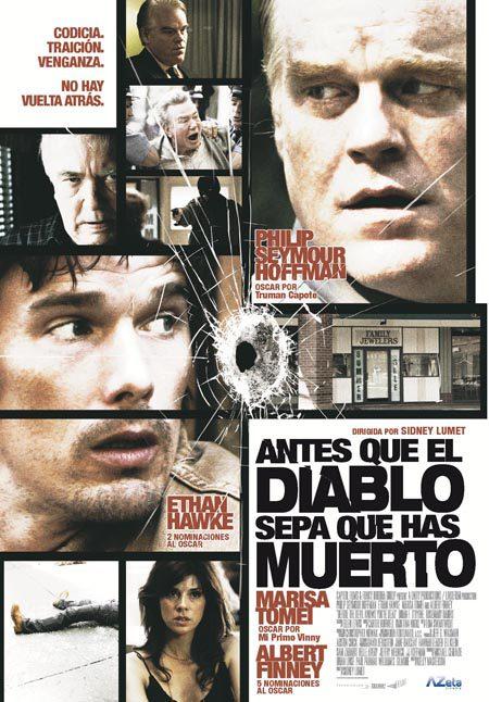 Poster de 'Antes que el diablo sepa que has muerto'