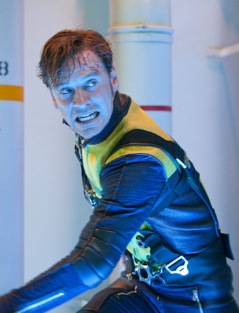 Michael Fassbender en X-Men: Primera generacion