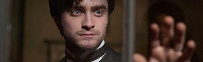 Daniel Radcliffe en La mujer de negro