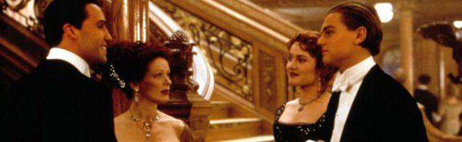 Reparto en Titanic