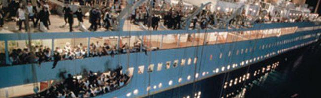 Abultado presupuesto en Titanic