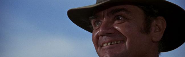 Ernest Borgnine en 'Grupo salvaje'