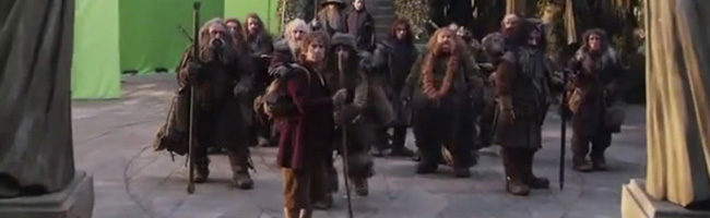Makinf of de El Hobbit