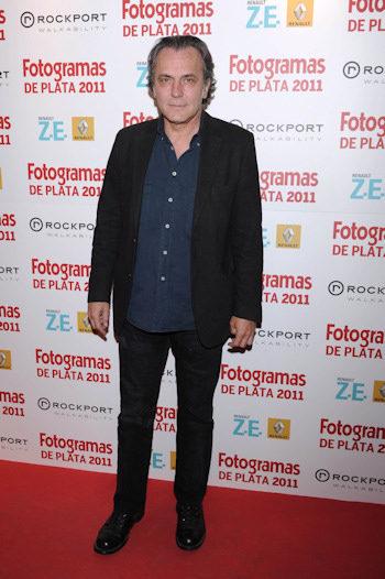 Jose Coronado en los Fotogramas de Plata 2011