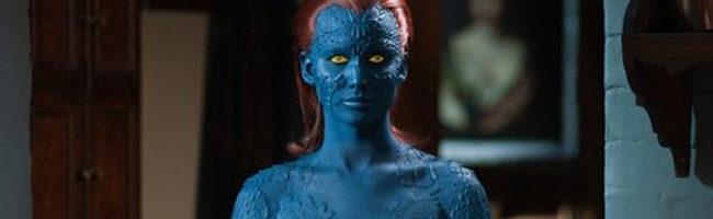 Lennifer Lawrence como Mística en X-Men: Primera generación