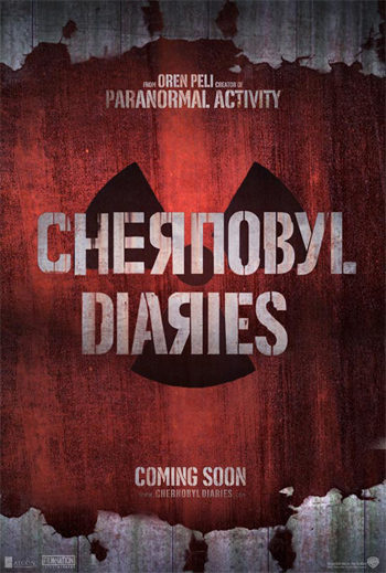Póster de 'Chernobyl Diaries'