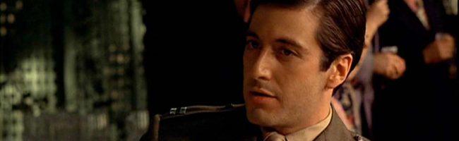 Pacino en 'El padrino'