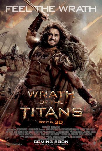 Édgar Ramírez como Ares en Ira de Titanes