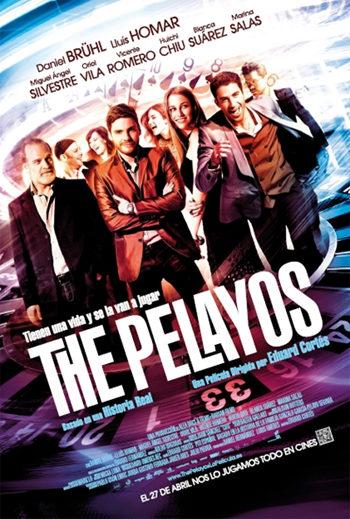 Póster final de 'The Pelayos'