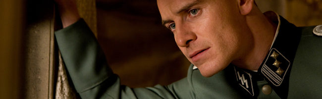 Michael Fassbender en 'Malditos bastardos'