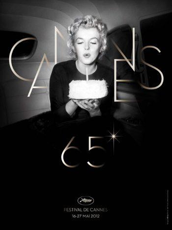 Poster del Festival de Cannes 2012