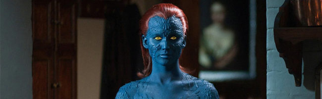 Jennifer Lawrence en 'X-Men: Primera generación'