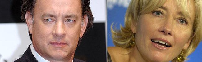 Tom Hanks y Emma Thompson