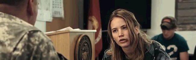 Jennifer Lawrence en 'Winter's bone'