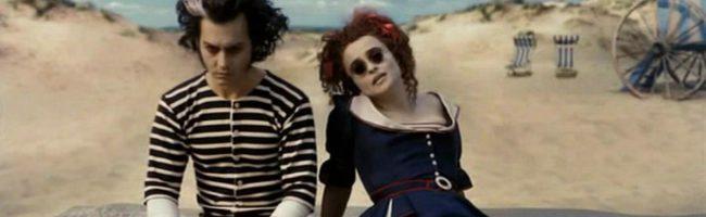 Depp y Bonham Carter