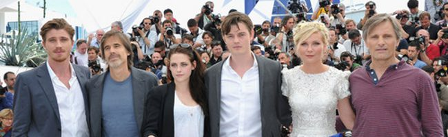 Presentacion de On The Road en Cannes
