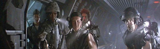 Marines en Aliens