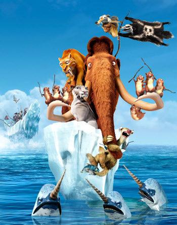 Ice Age 4 La formacion de los continentes