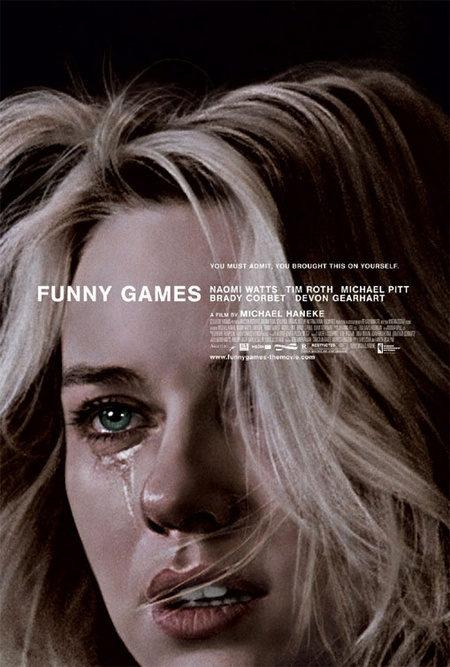 Nuevo cartel de 'Funny games'