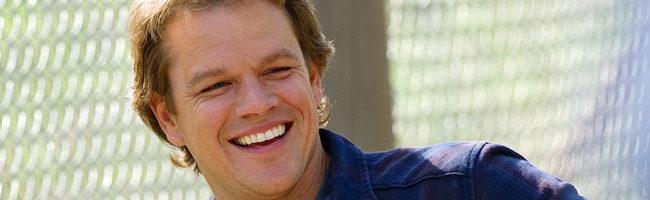 Matt Damon podría ser uno de 'Los siete magníficos'