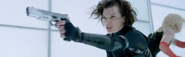 Nuevo tráiler extendido de \'Resident Evil: Venganza\' con Milla ...