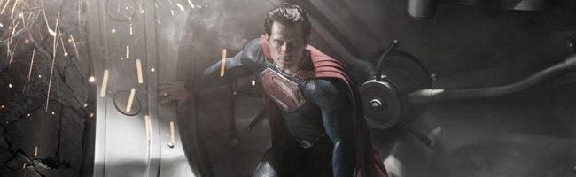 Henry Cavill en 'Man of Steel'