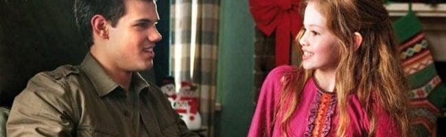 Taylor Lautner intenta defender la relación de Jacob con Renesmee ...
