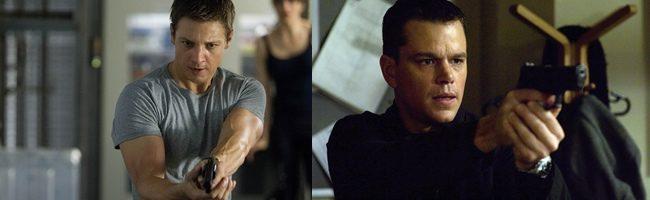 Matt Damon y Jeremy Renner podrían aparecer juntos en una quinta película de Bourne