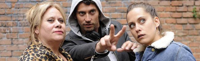 Carmina, Paco y María León en 'Carmina o revienta'