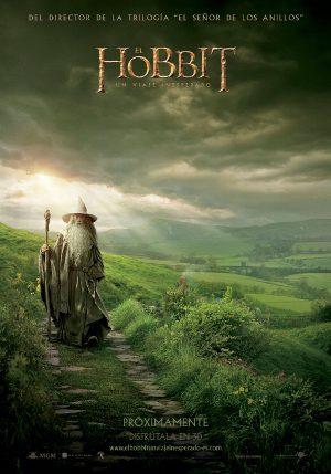 Se presenta el póster en español de 'El Hobbit: un viaje inesperado'