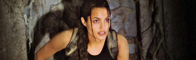 Angelina Jolie en 'Tomb Raider'
