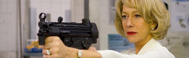 Helen Mirren en 'RED'