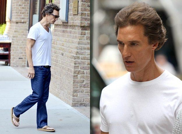 Mattwew McConaughey