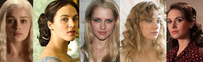 Emilia Clarke, Jessica Brown Findlay, Teresa Palmer, Imogen Poots, Alison Brie