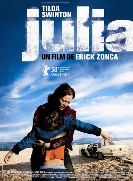 Primer póster de 'Julia'